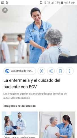 Ofrecemos Cuidados de Pacientes