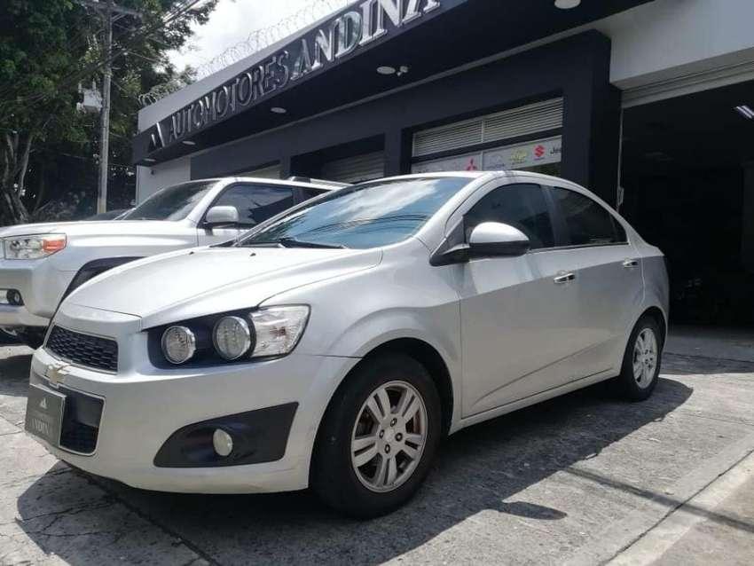 Chevrolet Sonic Lt Mecanica 2013 1.6 Fwd 028 0