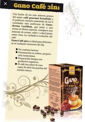CAFÉ GANO CAFE 3 EN 1 Y CLASICO