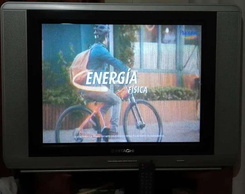 Vendo televisor hitachi 29 pulgadas