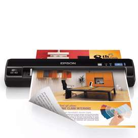 Digitalizador Epson Workforce Ds-40