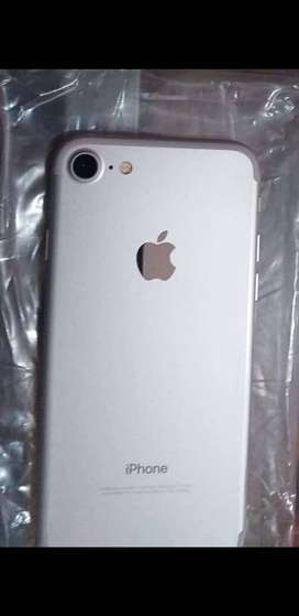 Iphone  7 32 gb color gris