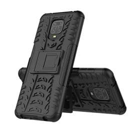 Estuche Protector Antichoque Jkase Xiaomi Redmi Note 9S / Pro