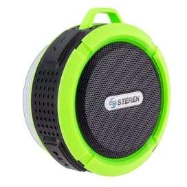 Parlante Speaker Bluetooth para Baño Regadera