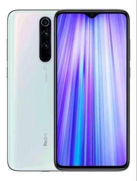 Celular Xiaomi Note 8 Pro -4GB/6GB Ram - 64Gb/128GB Garantia+ REGALO
