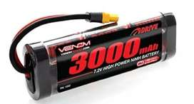 Batería Nimh 7.2v 3000mah Rc