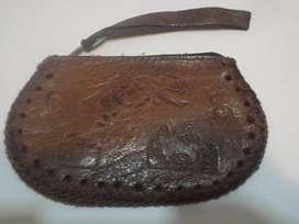 billetera de cordura motivos Incas