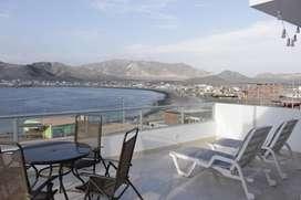Alquilo depa duplex de playa en balneario Tortugas - AÑO NUEVO