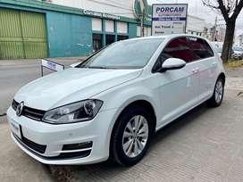VW GOLF 1.4 tsi 140hp manual 2016