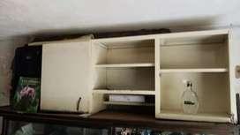 Gabinete metalico 3 cuerpos