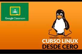 Clases virtuales personalizadas Linux Ubuntu