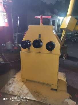Dobladora, Roladora de tubo cap. 2'' y 1 1/4 Manual