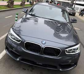 REMATO BMW 118 i COMO NUEVO CON GARANTIA Y MANTENIMIENTO GRATIS