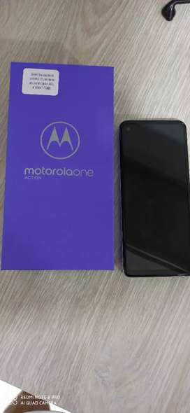 Excelente Motorola One Action 128 Gb Original