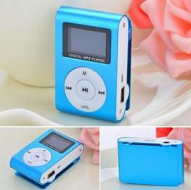 Mini Reproductor Mp3 Usb