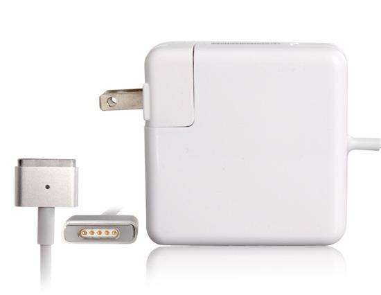 CARGADOR ADAPTADOR DE ENERGÍA MAC APPLE A1436 PARA MACBOOK AIR MAGSAFE2 14.85V 3.05A 45W ORIGINAL 0