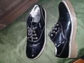 Zapatos Charolados N40 Tipo Dr Rmartens