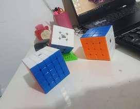 Combo Cubos rubik originales