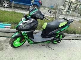 Vendo ecooter vx150