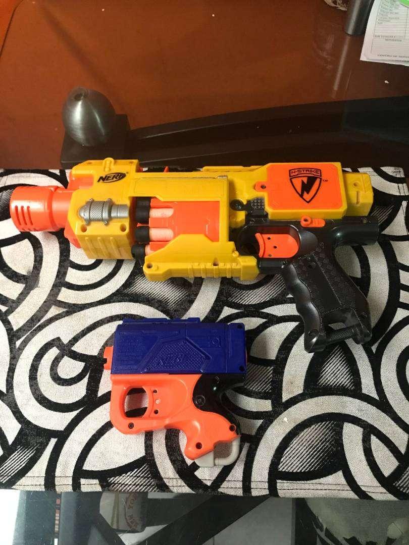 Pistolas Nerf 0