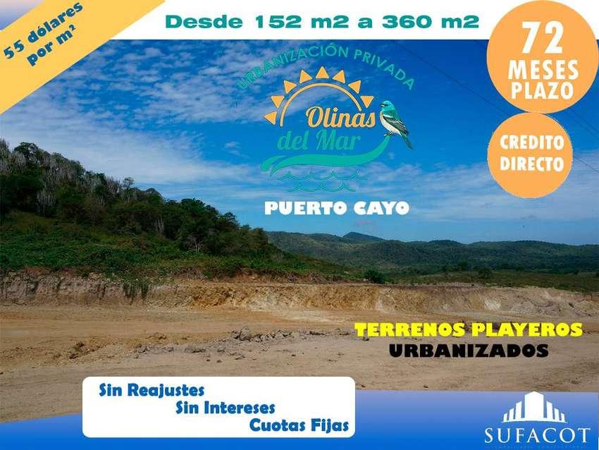 LOTE PLAYERO DE 200M2 CON TAN SOLO 90 USD DE ENTRADA | SD2 0