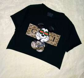 Hermosa blusa Mickey mouse