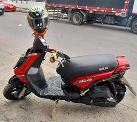 Moto bws 125