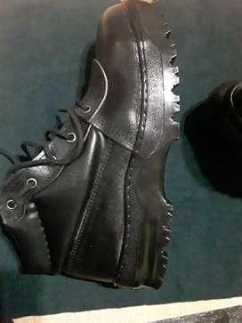 Zapatos borcegos  de trabajos