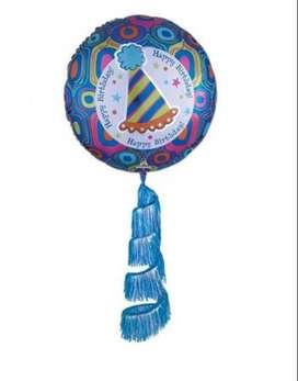 HAPPY BIRTHDAY HAT WALKER - GLOBO