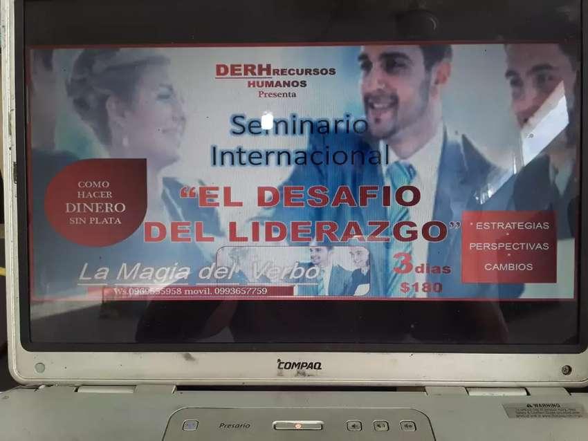 SEMINARIO INTERNACIONAL DE RR.HH.EL DESAFIO DEL LIDERAZGO 0