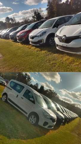 Vehículos Renault 0km  financiados de fabrica