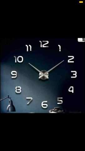Vendo reloj 3D varios estilos separa el tuyo servicio a domicilio