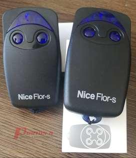 Control remoto Flor-s llavero original NICE frecuencia 433