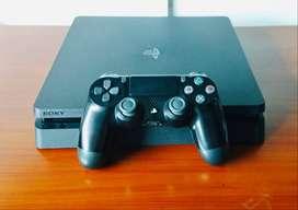 PlayStation 4 como nueva
