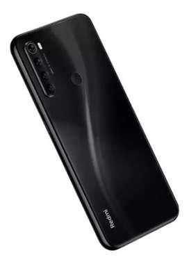 Vendo celular Xiaomi redmi note 8