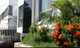 Hermosa casa en un sector muy exclusivo en el norte de Barranquilla como es el Barrio Riomar.