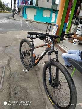 Bicicleta Oyama Rin 29 Monoplato
