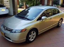 Honda Civic 2007 excelente estado solo efectivo