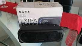 Parlante Sony Xb40, Bluetooth, Portatil Extra Bass.