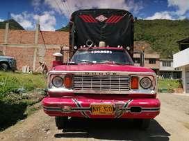 Camioneta dodge 300