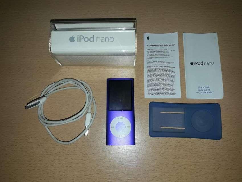 Ipod nano 8GB usado 0
