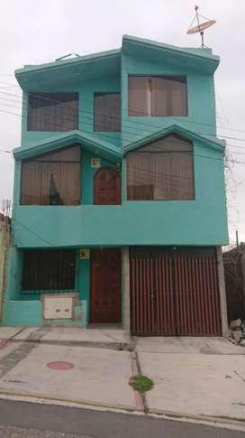 Vendo casa en Alto Libertad - Cerro Colorado