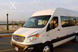 Transporte Turisticos y Tours en la Region de Ica