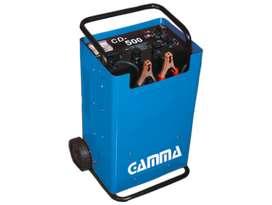 Arrancador Cargador De Baterías Gamma 50/300 AMPER Autos Camioneta Camiones