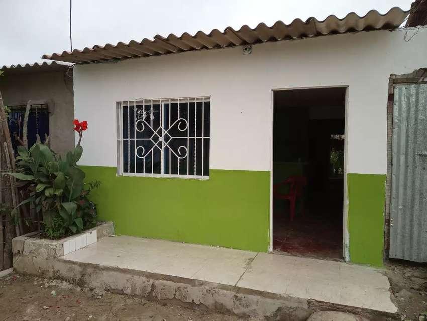 Hermosa casa precio súper economico barrio 11mayo mz 29lote 10 baranoa