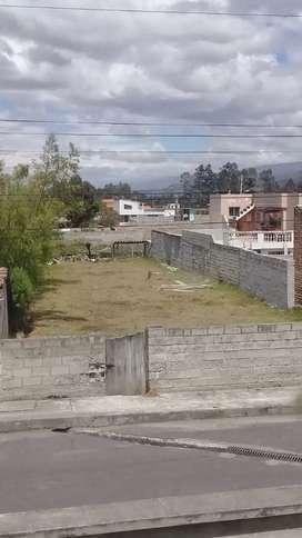 Se vende Terrero, Quiroga - Otavalo