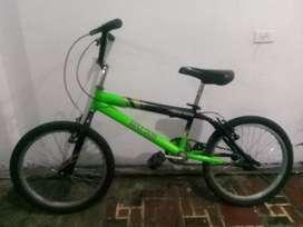 Bicicleta bmx Cat 8-12 años