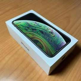 VENDO IPHONE XS ESTADO 10.10 CON CAJA Y ACCESORIOS