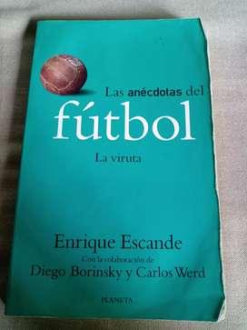Las anécdotas del fútbol (La viruta)