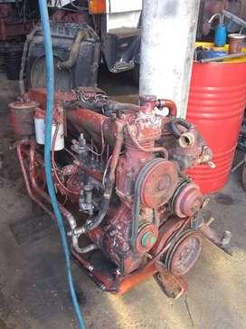 Vendo motor Iveco 150 a reparar